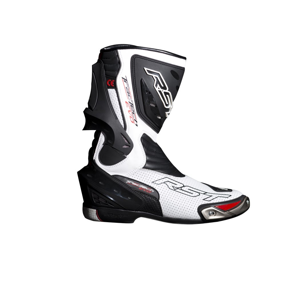 RST Tractech Evo Boots - White