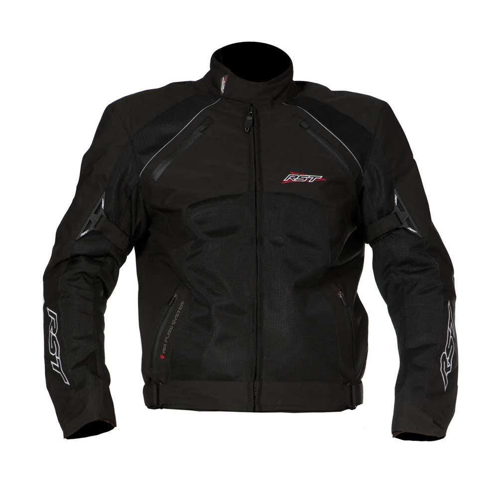 RST Ventek Textile Jacket - Black