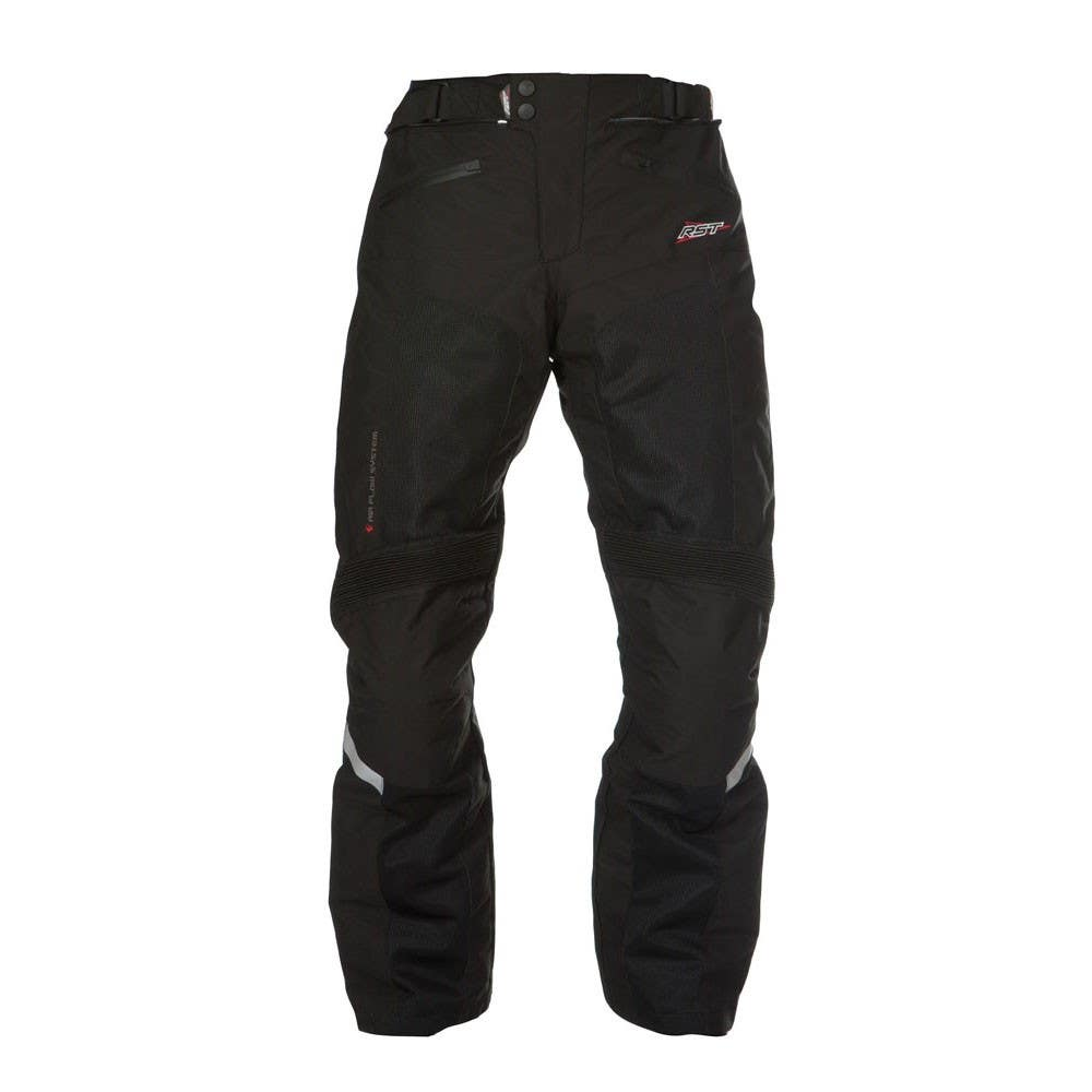 RST Ventek Textile Trousers - Black