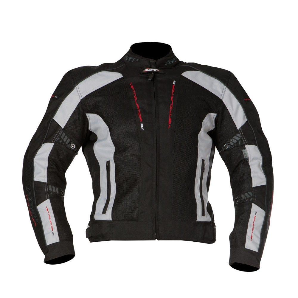 RST Ladies' Pro Series Ventilator III WP Waterproof Jacket - Silver