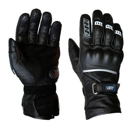 Rukka Apollo Gore-Tex X-Trafit Gloves - Black