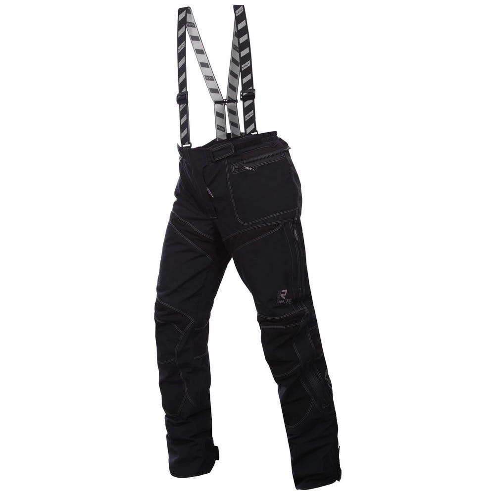 Rukka Men's Armaxion Gore-Tex Trousers - Short - Black