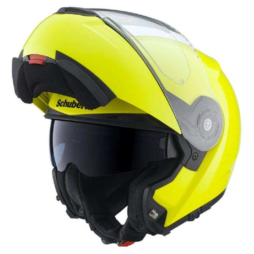 Schuberth C3 Pro Helmet - Fluoro Yellow