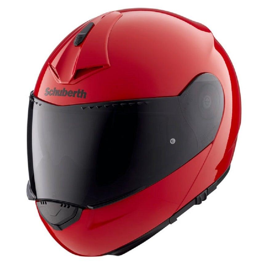 Schuberth C3 Pro Helmet - Red