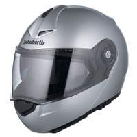 Schuberth C3 Pro Helmet - Silver