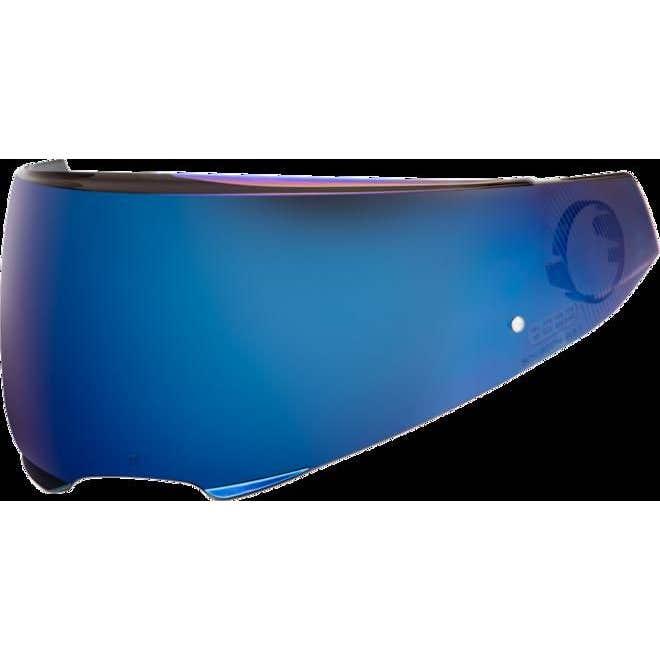 SCHUBERTH C4 VISOR BLUE 53-59