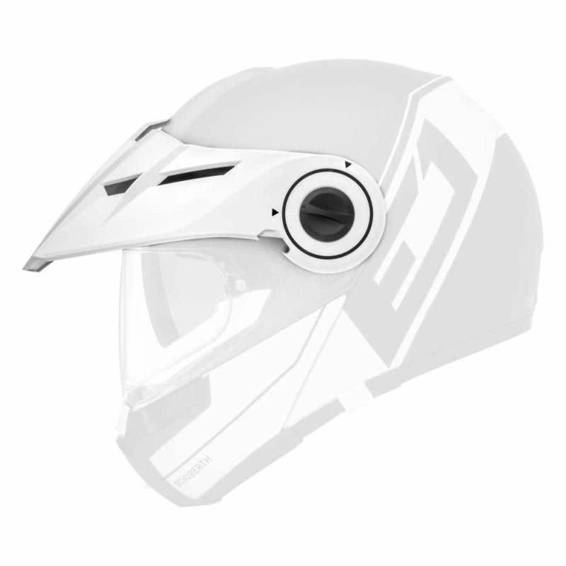 SCHUBERTH E1 PEAK WHITE 53-59