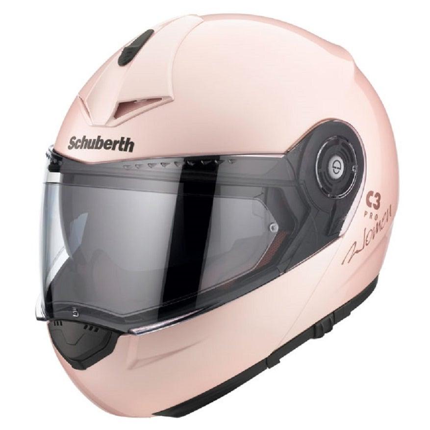 Schuberth Ladies' C3 Pro Woman Helmet - Pearl Pink