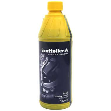 Scottoiler Traditional Blue Lubricant