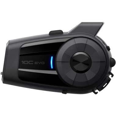 Sena 10C Evo Bluetooth Intercom & Camera - Single