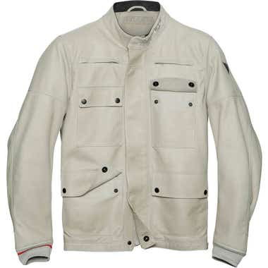 Settantadue Kidal Leather Jacket