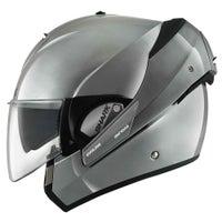 Shark EvoLine Series 3 Helmet - Silver