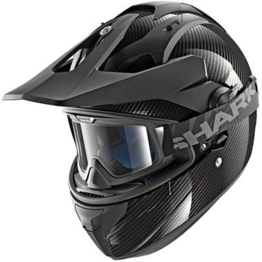 Shark Explore-R Helmet - Carbon Skin