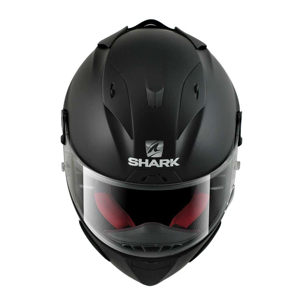 Shark Race-R Pro Blank Helmet - Black