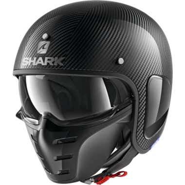 Shark S-Drak Helmet - Carbon Skin