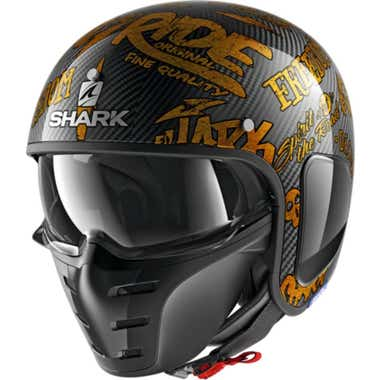 Shark S-Drak Helmet - Freestyle Cup