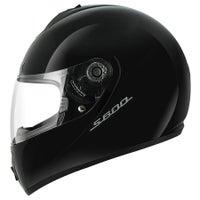 Shark S600 Prime Helmet - Black