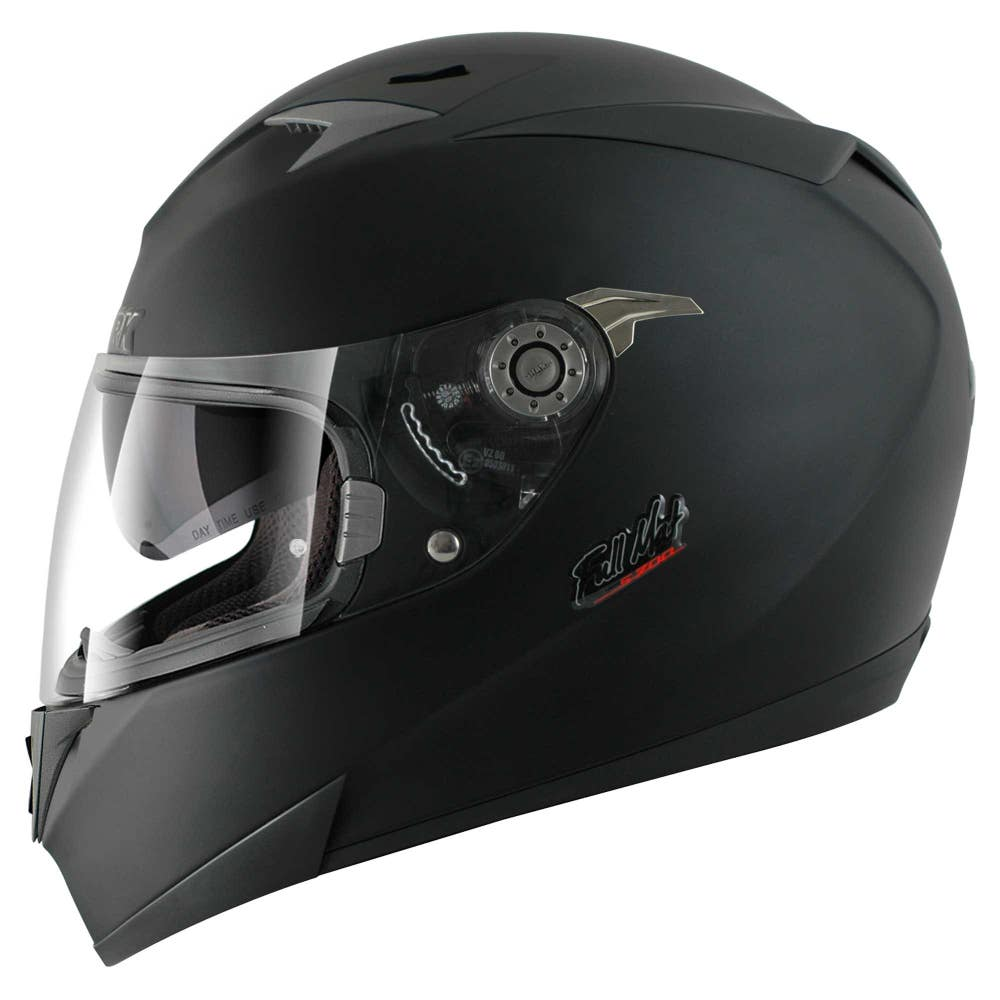 Shark S700-S Helmet - Full Matt Black