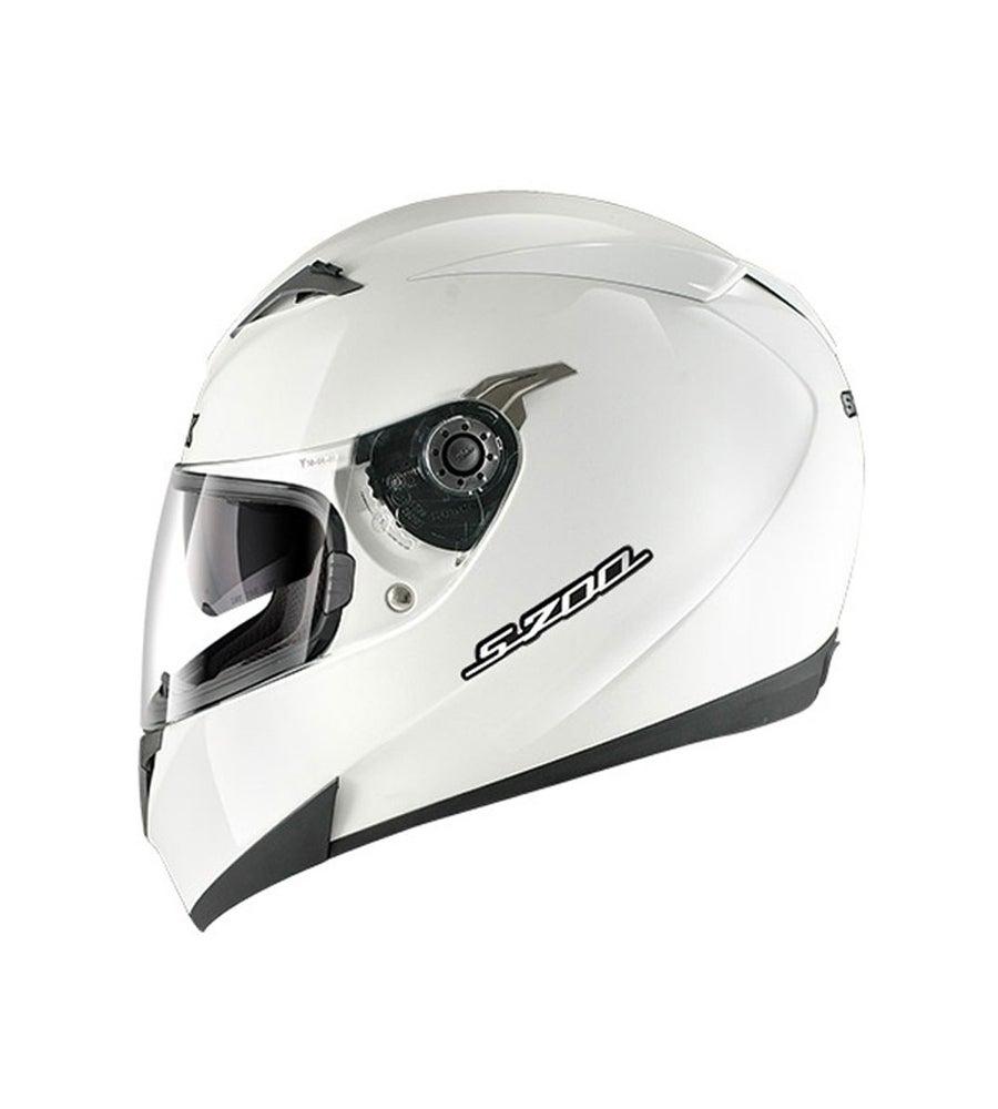 Shark S700-S Prime Helmet - White Azur