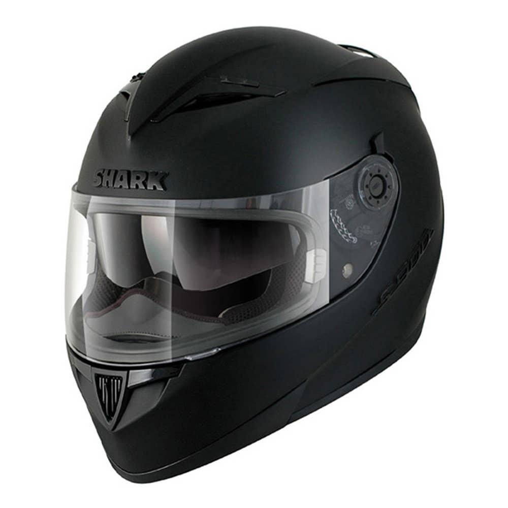 Shark S900-C Dual Helmet - Matt Black