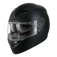 Shark S900-C Dual Helmet - Matt Black