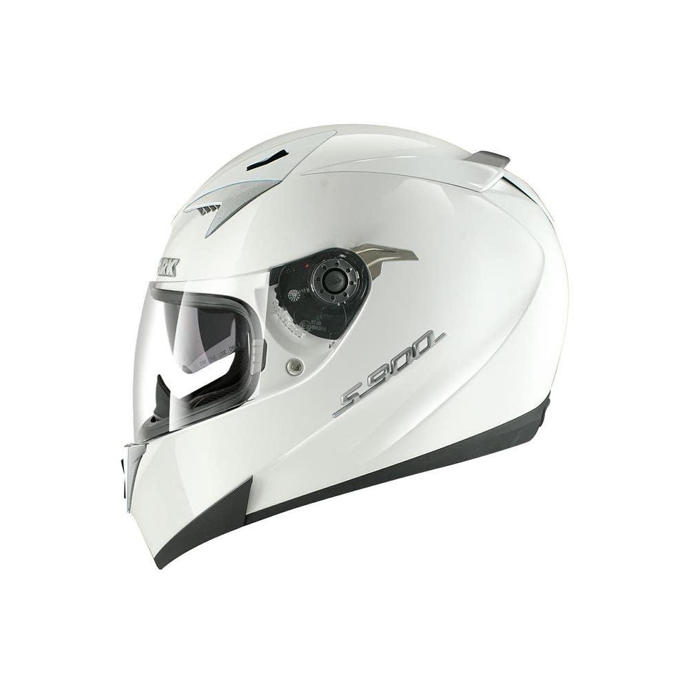 Shark S900-C Prime Helmet - White Azur