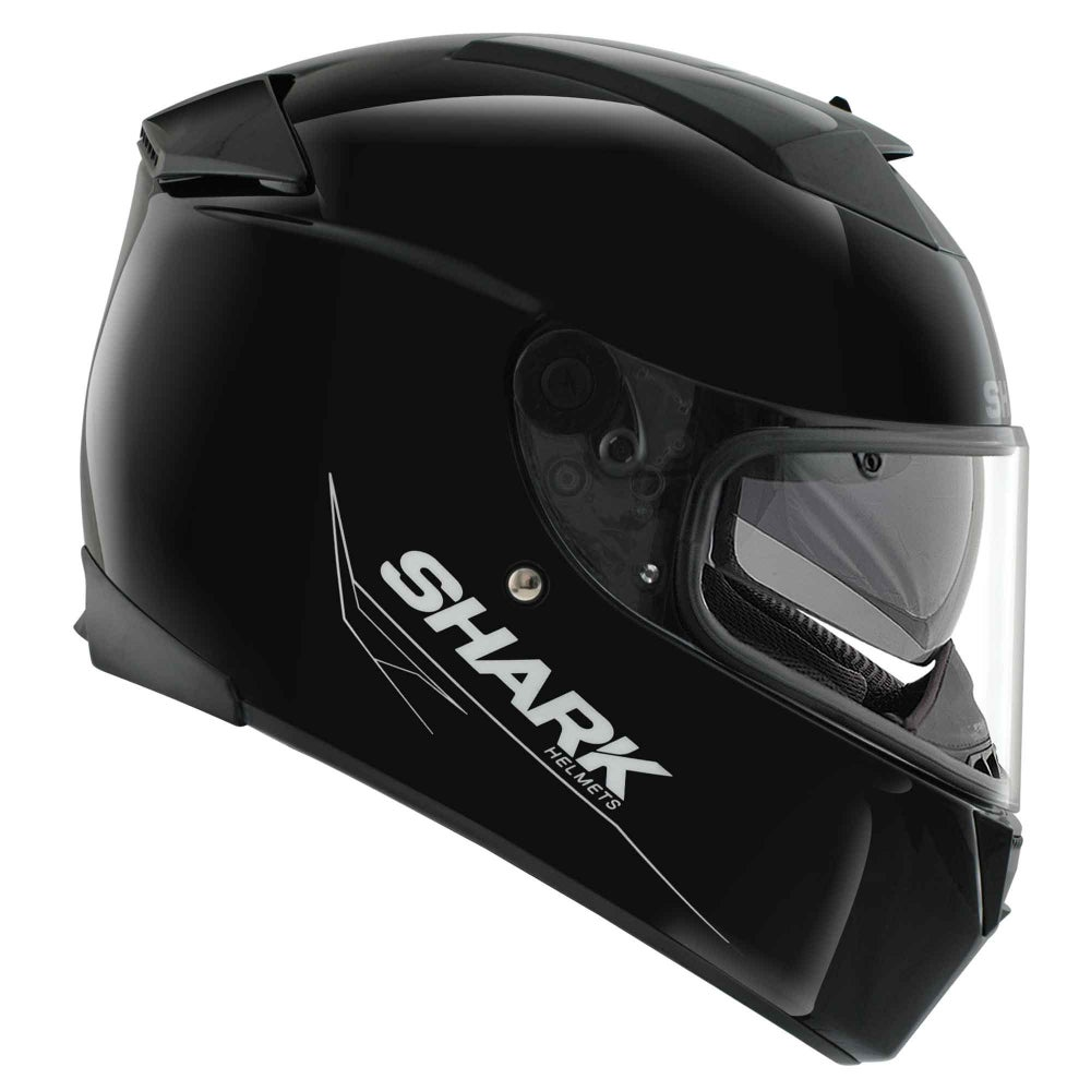 Shark Speed R Blank Helmet - Black
