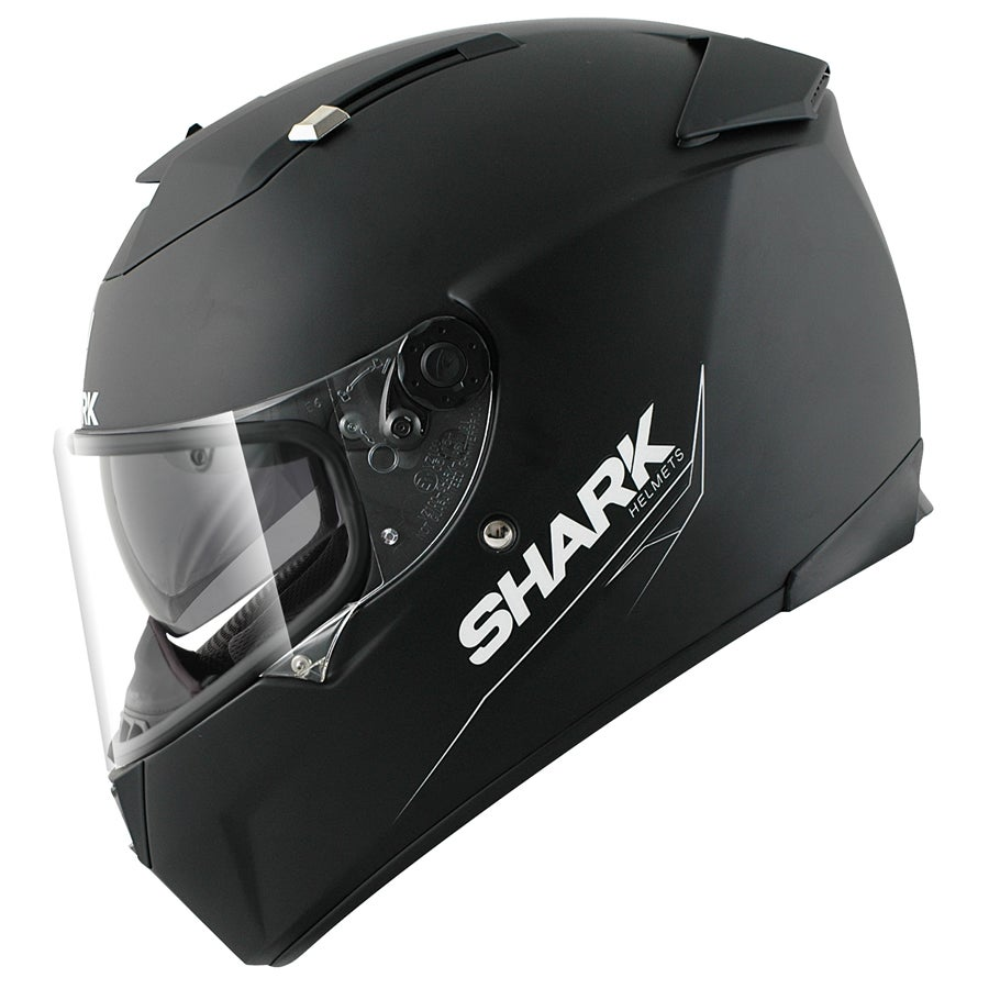 Shark Speed R Blank Helmet - Matt Black