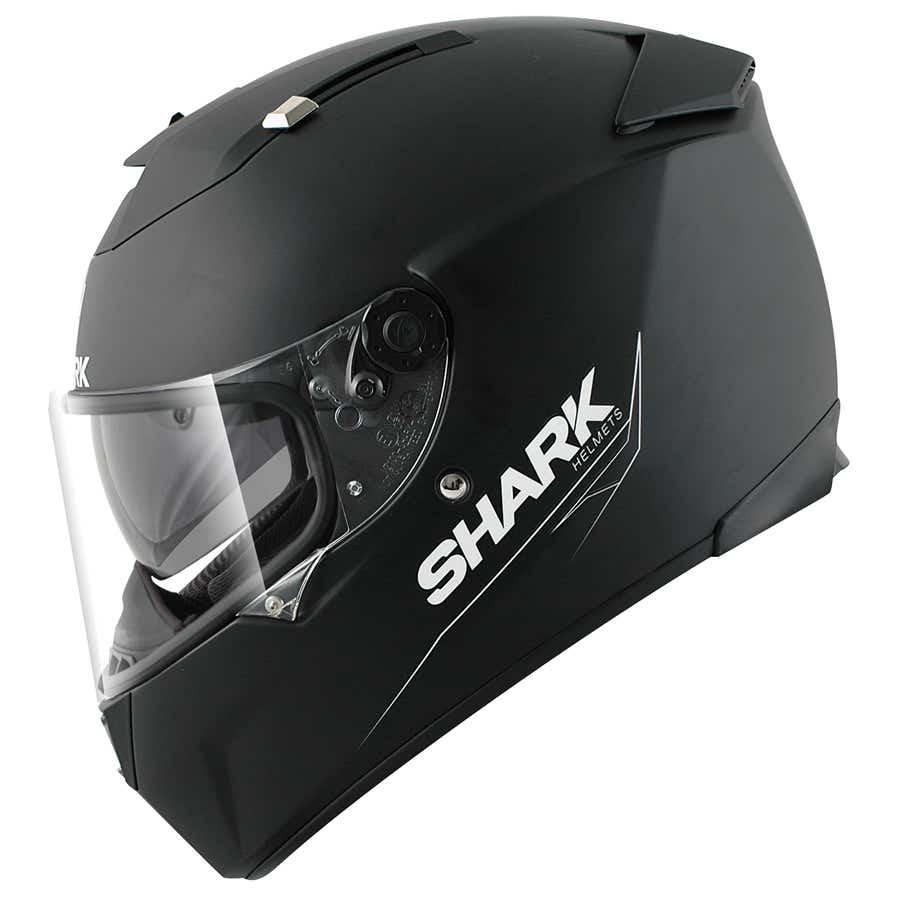 Shark Speed R Blank Helmet - Matt Black