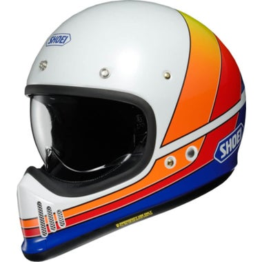 Shoei Ex-Zero Helmet - Equation