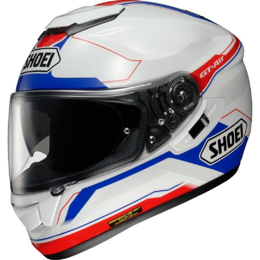 Shoei GT-Air Helmet - Journey TC-2