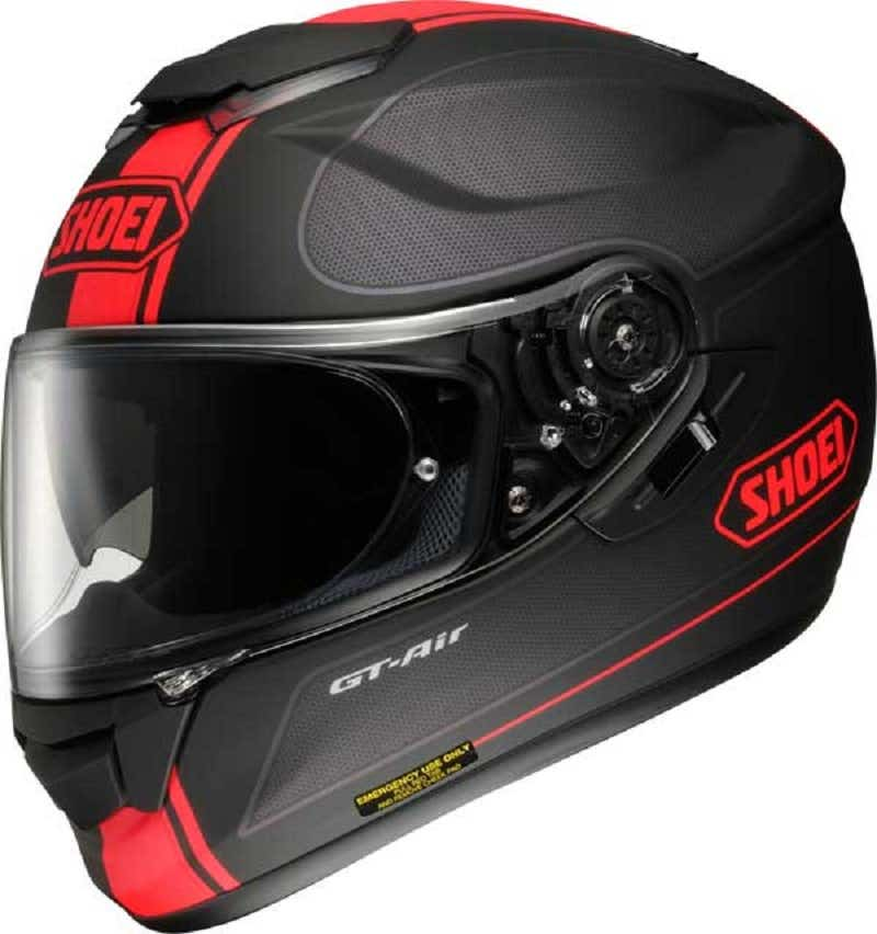 Shoei GT-Air Helmet - Wanderer TC-1