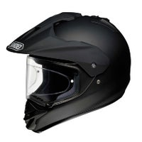 Shoei Hornet Helmet - Matt Black