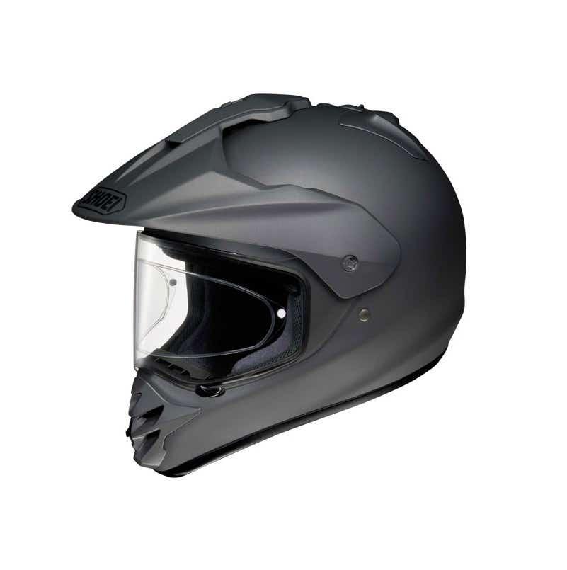 Shoei Hornet Helmet - Matt Deep Grey