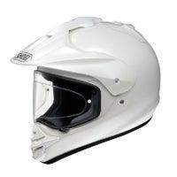 Shoei Hornet Helmet - White