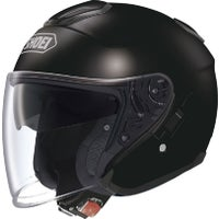 Shoei J-Cruise Helmet - Black