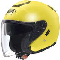 Shoei J-Cruise Helmet - Brilliant Yellow