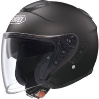 Shoei J-Cruise Helmet - Matt Black