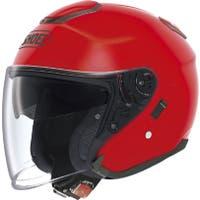 Shoei J-Cruise Helmet - Shine Red
