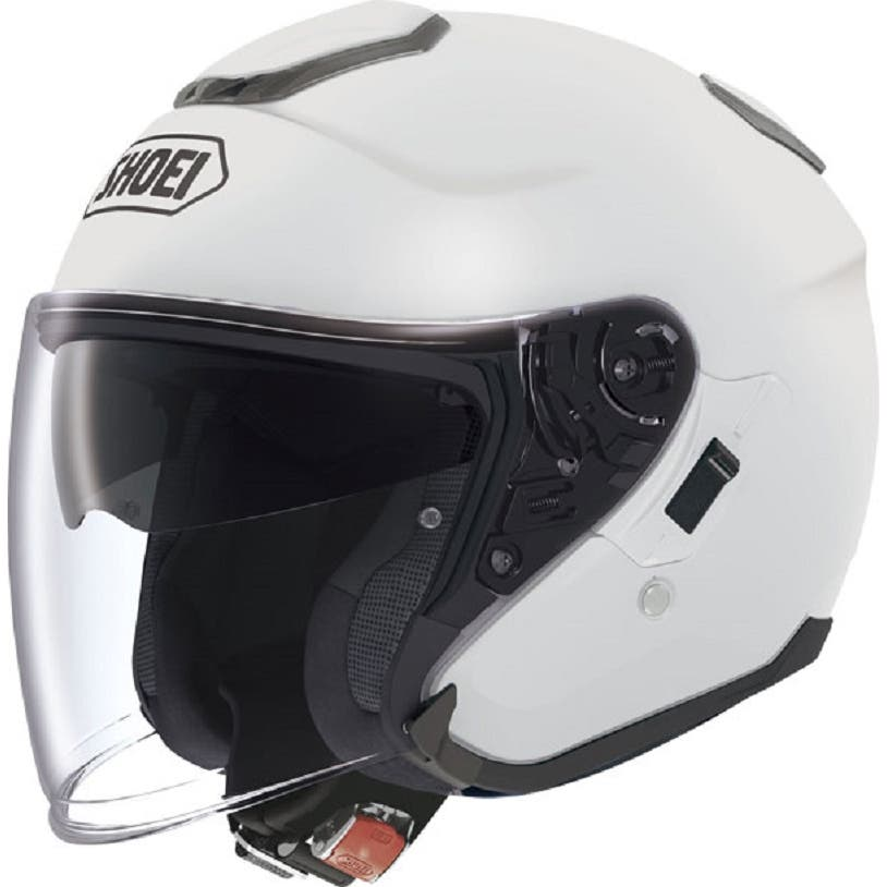Shoei J-Cruise Helmet - White