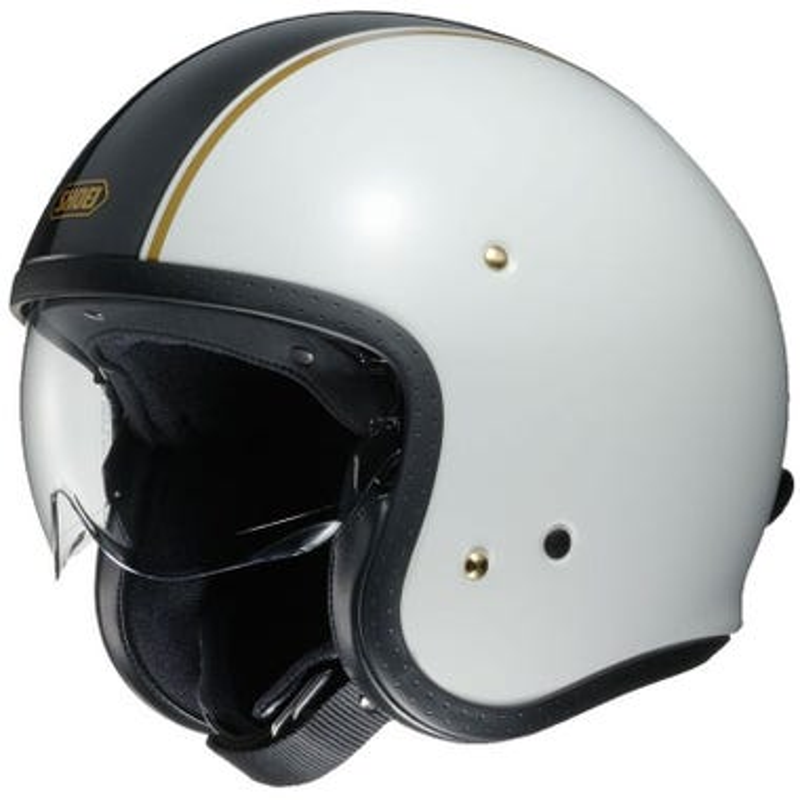 Shoei J.O. Helmet - Carburettor