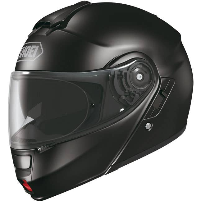 Shoei Neotec Helmet - Gloss Black