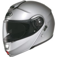 Shoei Neotec Helmet - Light Silver