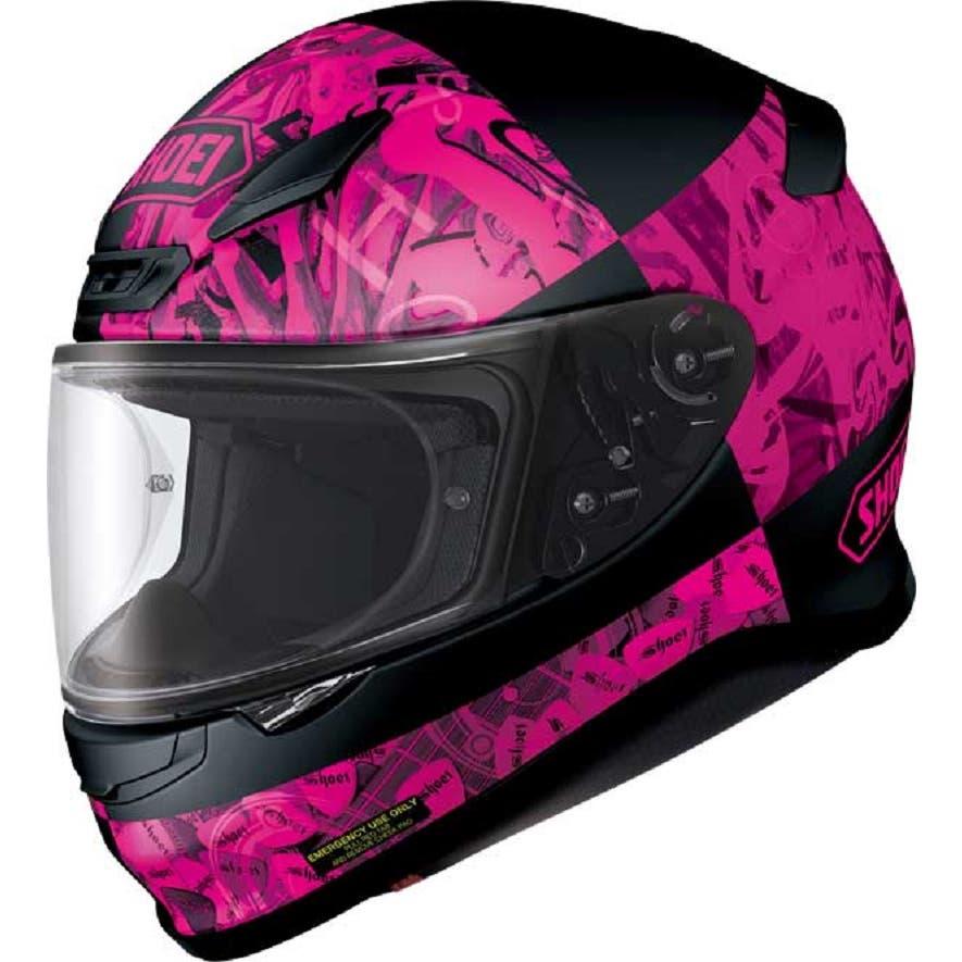 Shoei NXR Helmet - Boogaloo TC-7
