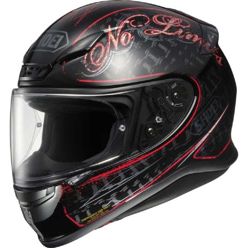 Shoei NXR Helmet - Inception TC-1