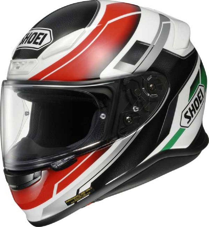 Shoei NXR Helmet - Mystify TC-4