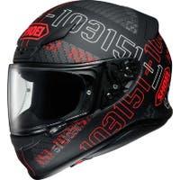 Shoei NXR Helmet - Permutation TC-1