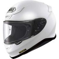 Shoei NXR Helmet - White