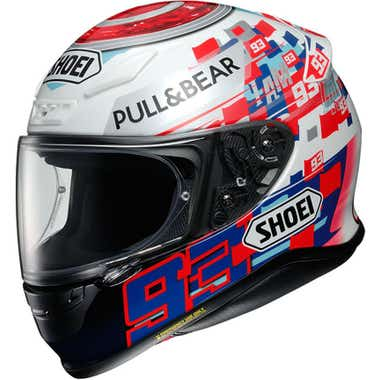 Shoei NXR Helmet - Marquez Power Up