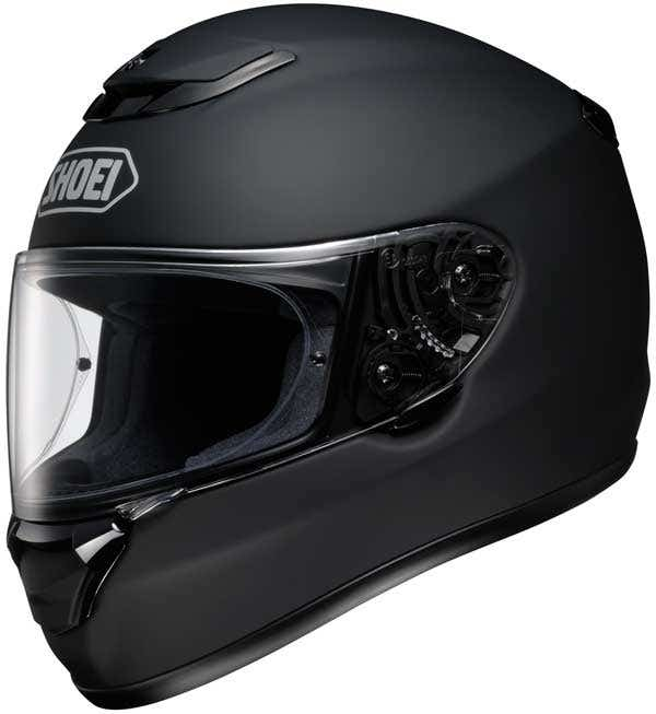 Shoei Qwest Helmet - Matt Black